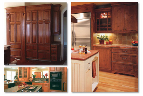 DIY refinishing wood kitchen cabinets - YouTube